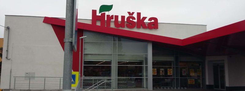 Hruška Hradec nad Moravicí